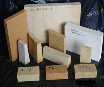 Fire Bricks (Alumina Based)